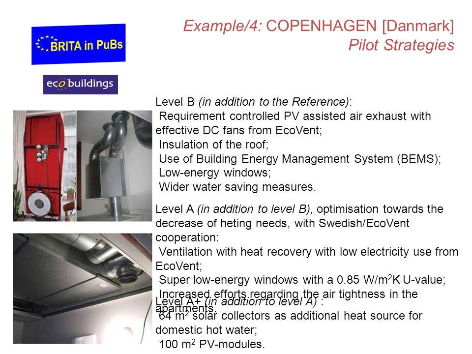 Example/4: COPENHAGEN [Danmark] Pilot Strategies